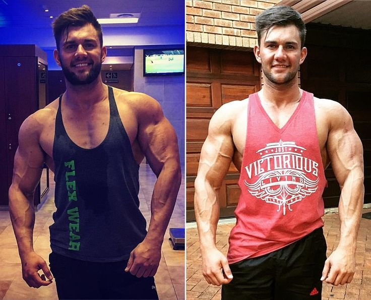 Arms And Abs With WFF Pro, Leandre Van ZylArms And Abs With WFF Pro, Leandre Van Zyl