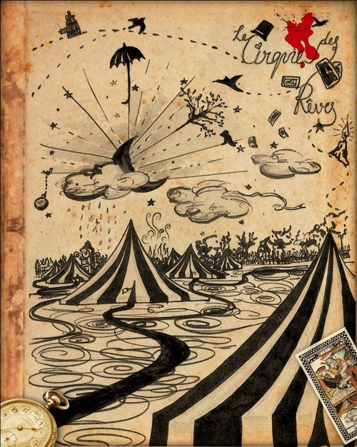 the night circus | Tumblr-I just finished this book today