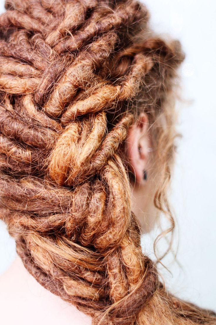 www.GSpotHairDesign.com G Spot Hair Design, Dread Braid.