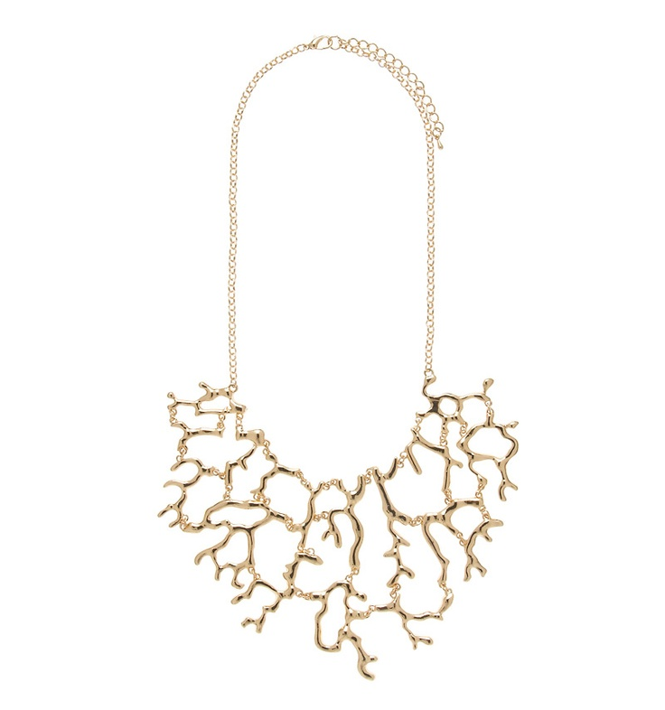 Maldives Coral Necklace - Forever New
