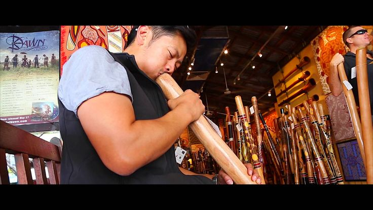 The Great Barrier Didgeridoo - Learning how to play that Australian inst... http://chicvoyageproductions.com #australiatravel  #travelvideo