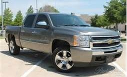 Chevy Silverado Texas Edition