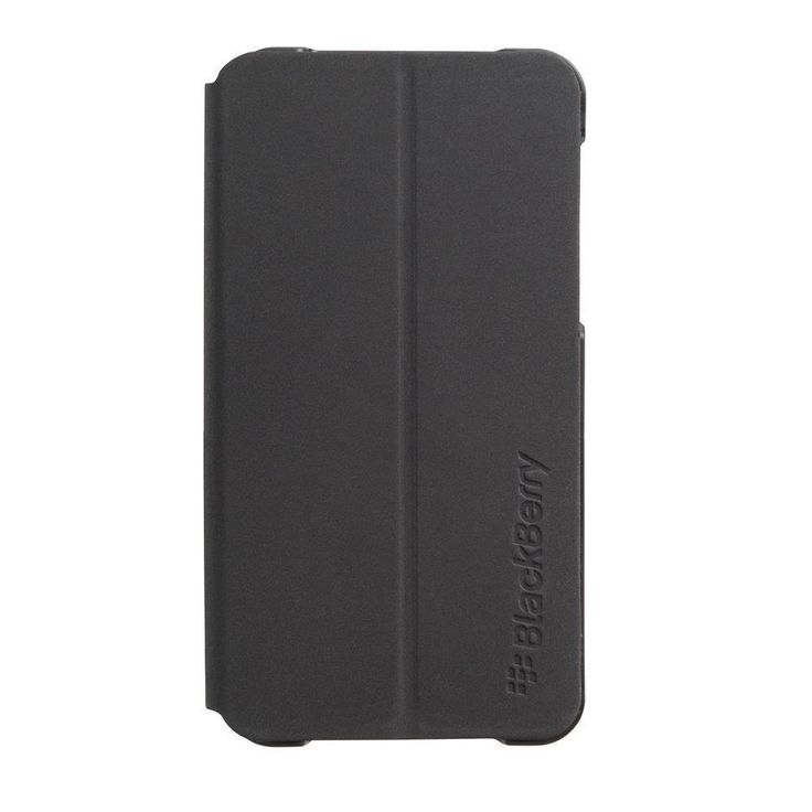 BlackBerry Flip Shell for Blackberry Z10 - Black. When closed, the flip closure and hard shell protect both the front and back of your smartphone. With two different orientations, you can remain productive in any environment!.