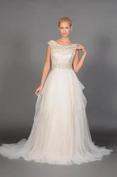 Eugenia Couture Spring 2014 Collection www.eugeniacouture.com  See more wedding dress pictures and designer wedding gowns