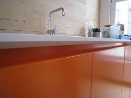 Afbeeldingsresultaat voor oranje keuken