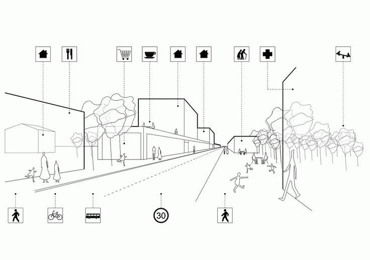 Ganador EUROPAN12: Kalmar; Conservation, density and complexity