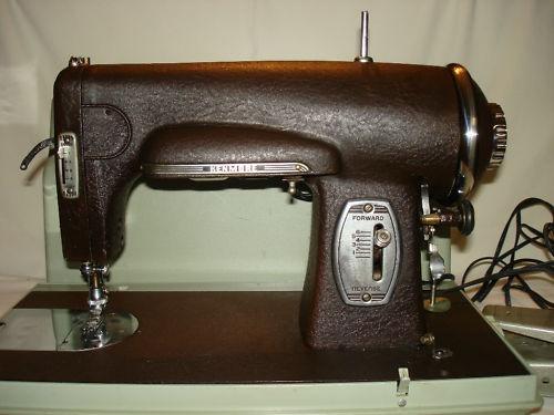 antique kenmore sewing machine value