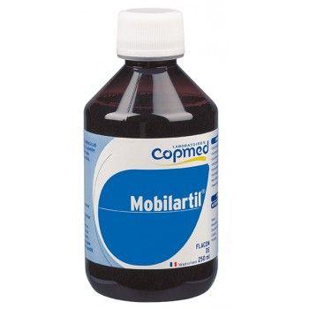 Mobilartil® Complément alimentaire à base de plantes.  Favorise l'élimination de l'acide urique et aide à maintenir une bonne mobilité, grâce à l'extrait de vergerette du Canada.
