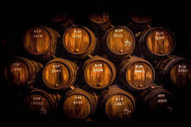 Port wine Barrels IMG_0402 , Portugal