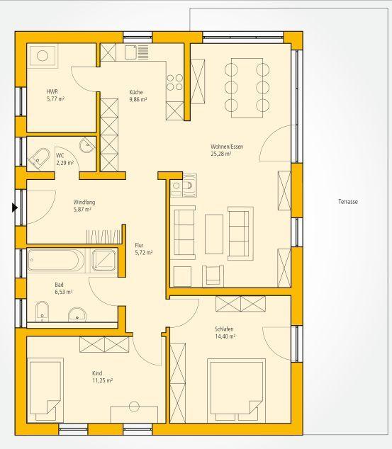 die besten 25 bungalows ideen auf pinterest bungalow h user handwerker bungalow und bungalow. Black Bedroom Furniture Sets. Home Design Ideas