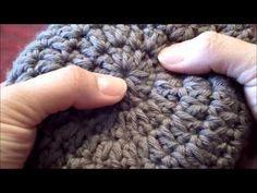 Tuto bonnet au crochet de A à Z, My Crafts and DIY Projects