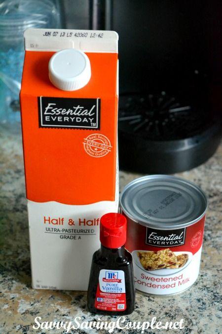 vanilla ice cream ingredients Vanilla Ice Cream Recipe Perfect for the Kitchen Aid Ice Cream Maker!