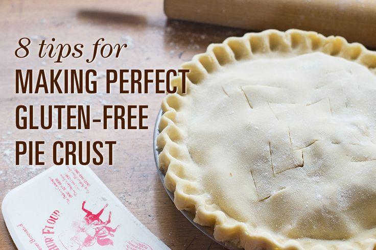 ... Gluten-Free Pie Crust | Pie Crusts, Perfect Pie Crust and Crusts