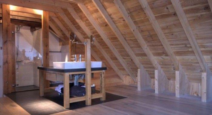 zolder houten plafond - Google zoeken