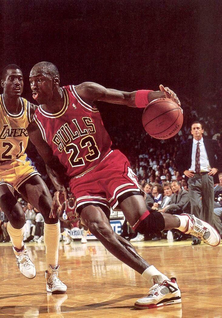 Michael jordan basketball