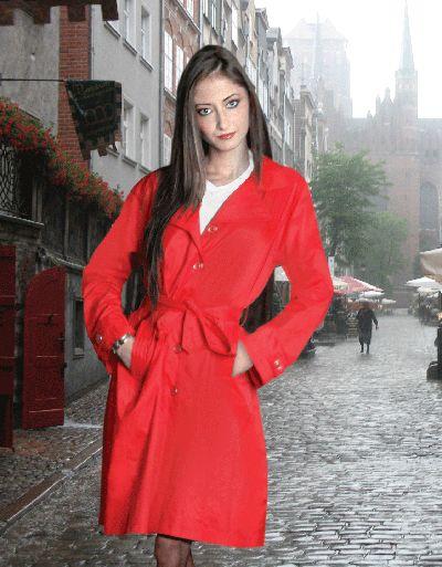 Ladies travel raincoats, Travel raincoats in ladies bag