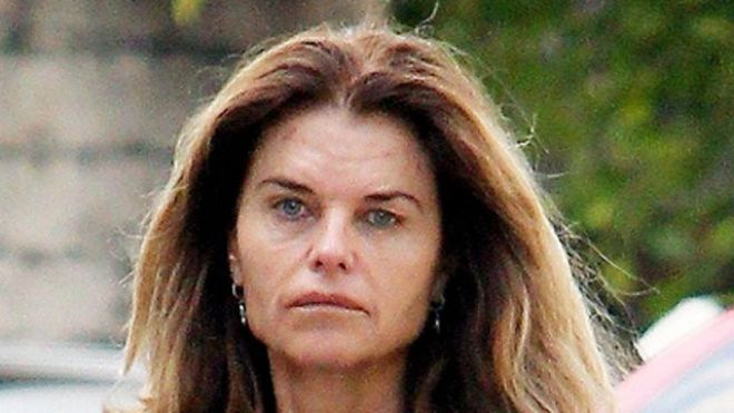 Young Celebrities With Wrinkles OMG - Maria Shriver | ...