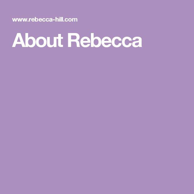 About Rebecca