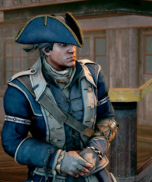 Cute Connor Kenway