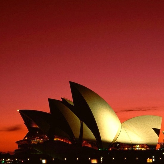 Sidney Australia. Been to the  opera house!