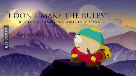 South Park Humor
