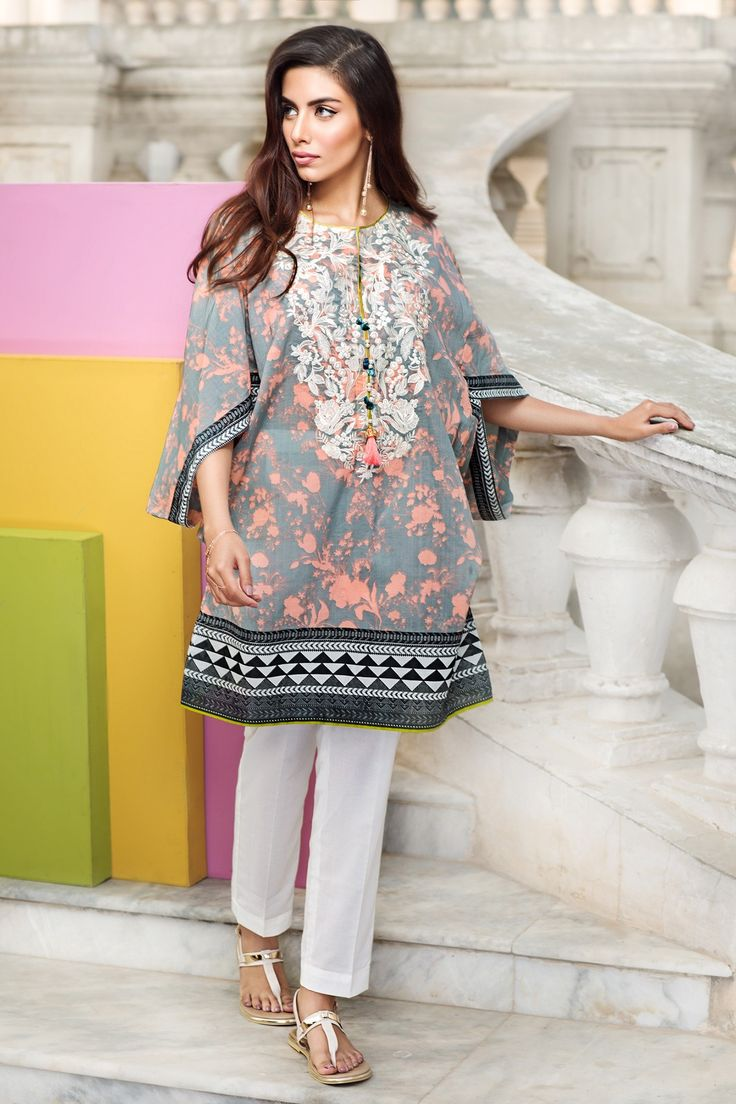 Khaadi Latest Summer Lawn Dresses Designs Collection 2021 ...