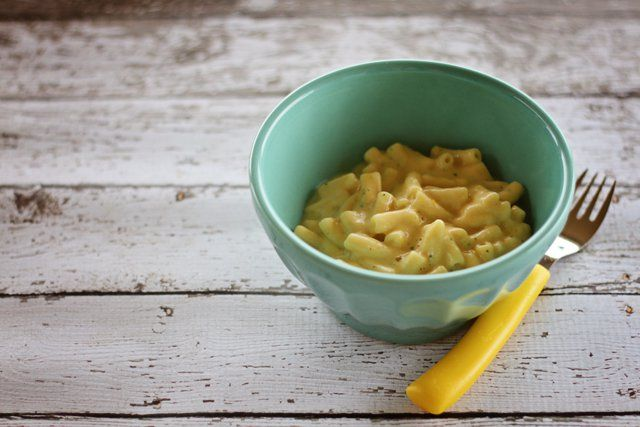 Delicious dinner: Sneaky macaroni cheese