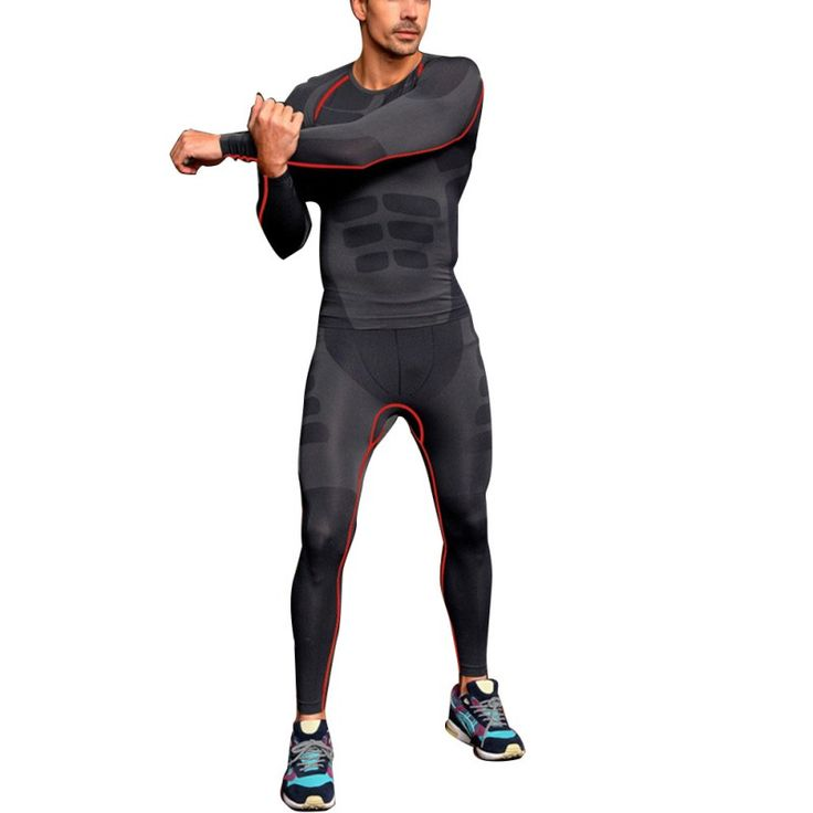 Find More Running Pants Information about 2016 Men's Quick Dry Athletic Pants Compression Running Training Base Layers Skin Sports Tights Sportswear,High Quality compression running,China sports tights Suppliers, Cheap pants compression from Silvercell Store on Aliexpress.com