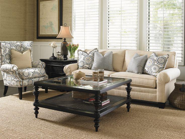 Lexington Upholstery Bennett Sofa | Lexington Home Brands