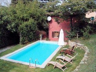 Villa i Castelnuovo di Garfagnana med 3 sovrum för 7 personerSemesterhus i Castelnuovo di Garfagnana från @HomeAway! #vacation #rental #travel #homeaway
