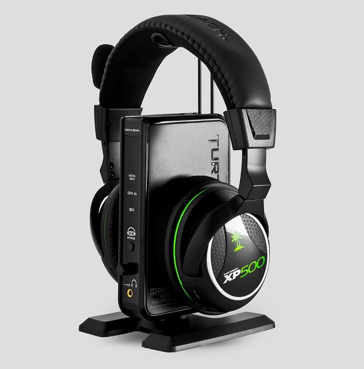 TURTLE BEACH X360 EAR FORCE XP 500