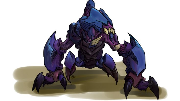 Leauge of legends - Rek´sai