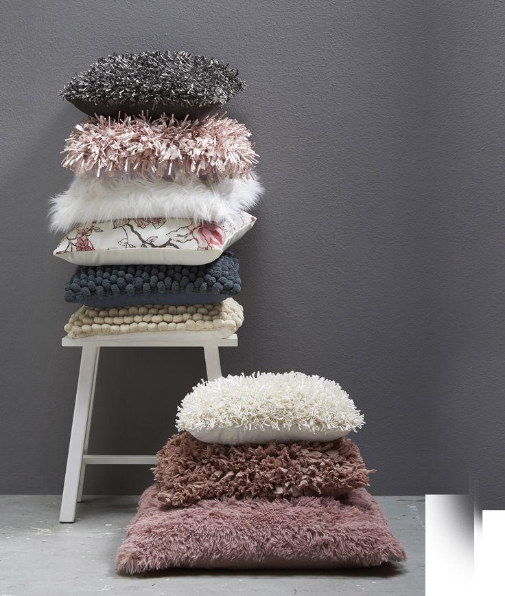 Kussens, zacht, najaar, winter, pillows, soft, autumn, winter, Kwantum