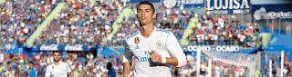 Cronica Getafe-Real Madrid: Cristiano nos da vida