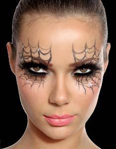 58 best MakeUp-Halloween images on Pinterest   Costumes, Halloween ...