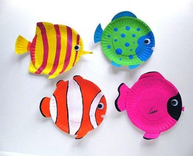 Piatti pesciolini
