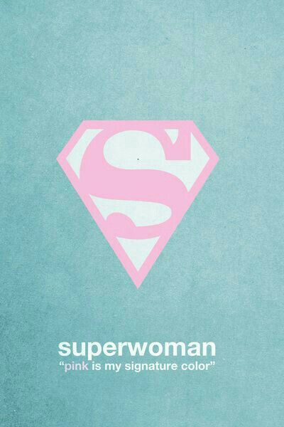 #superwoman #pink
