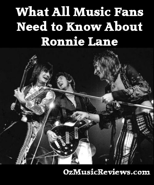 What All Music Fans Need to Know about Ronnie Lane #TheFaces #SmallFaces With The Faces reunion soon to be upon us, it is an excellent time for all music fans to find out about the leading member of the seminal 60's and 70's bands The Small Faces and The Faces at http://ozmusicreviews.com/ronnie-lane-the-story-of-a-great-british-songwriter