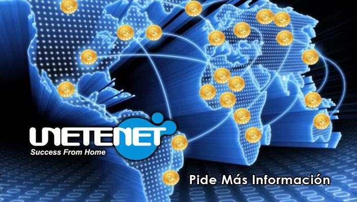 No esperes mas, Unetenet seguirá creciendo contigo o sin ti, comienza tu negocio con una gran compañía ahora, únete a Unetenet!!!