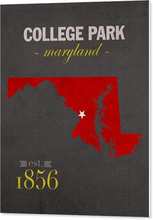 Best College Town State Map Founding Date Poster Series Images - Us college map poster