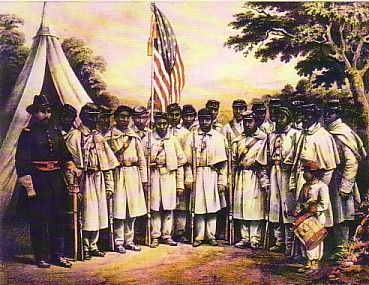 French Creole | Louisiana Native Guards October is #CreoleHeritageMonth