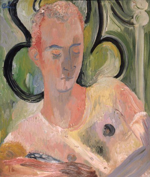 blastedheath: Carlo Levi (Italian, 1902-1975), Enrico e il...