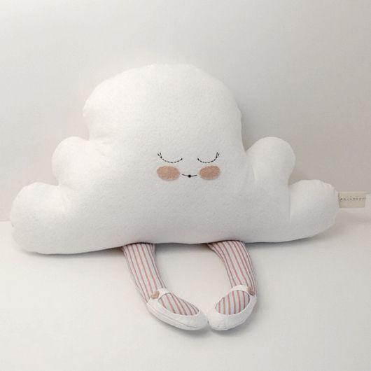 Подушка-игрушка облачко