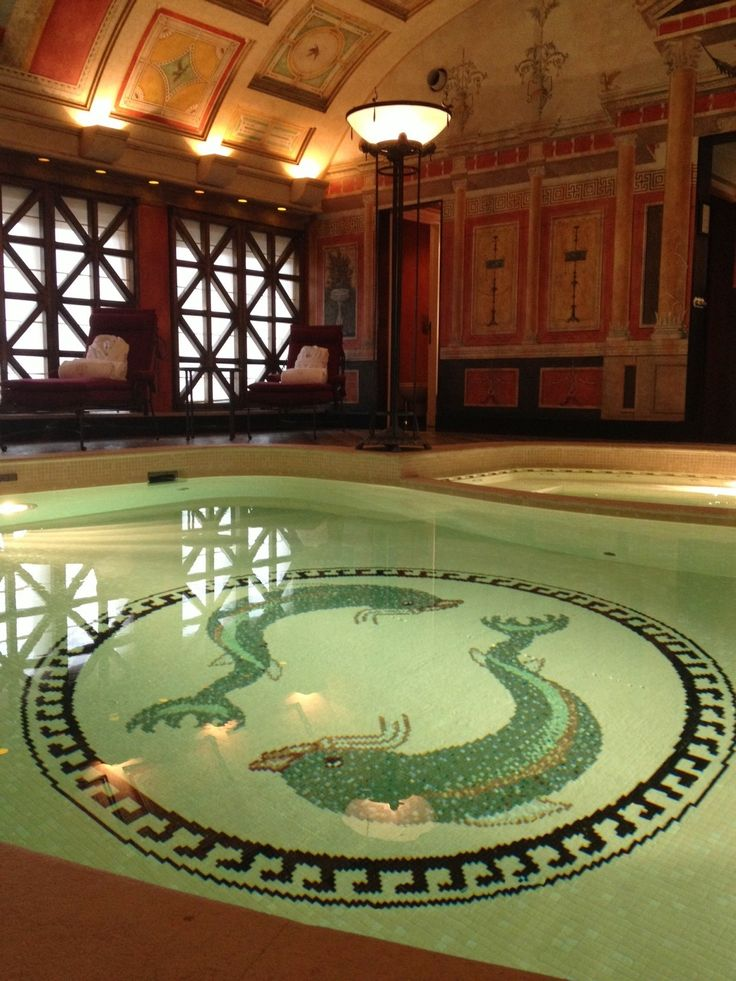 The Presidential Suite Swimming Pool