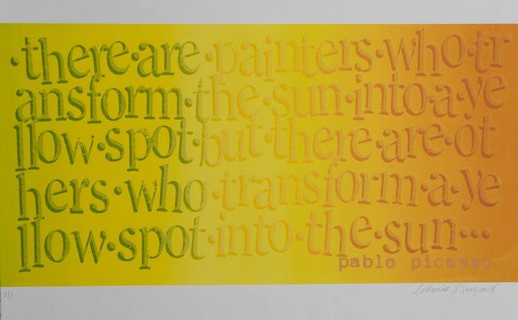 Cathrine Sargeant - Spectrum 'Yellow'