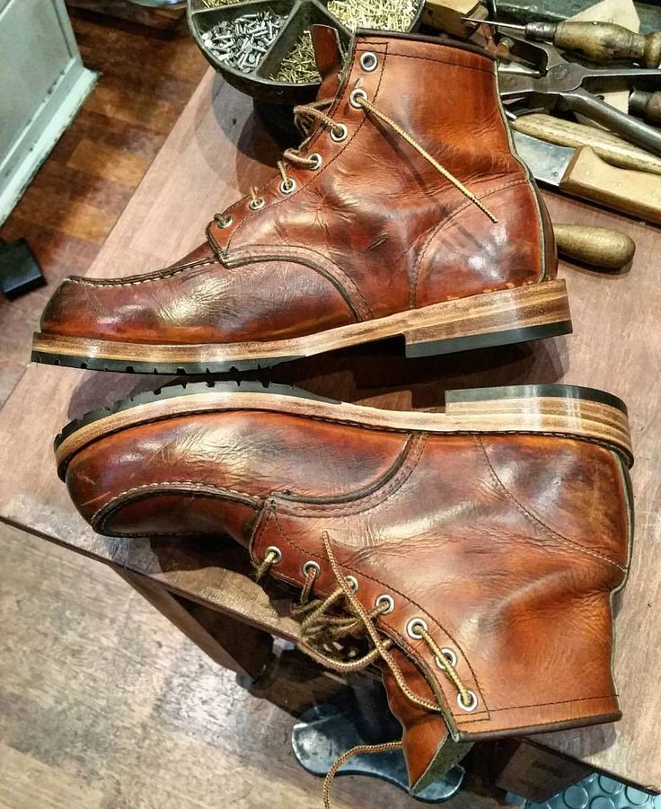25  Best Ideas about Red Wing on Pinterest | Red wing boots, Red ...