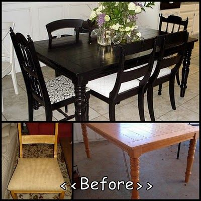92 Best Images About Kitchen Table Redo On Pinterest Dining Tables Chairs