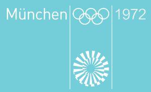 Logo der Olympischen Sommerspiele 1972