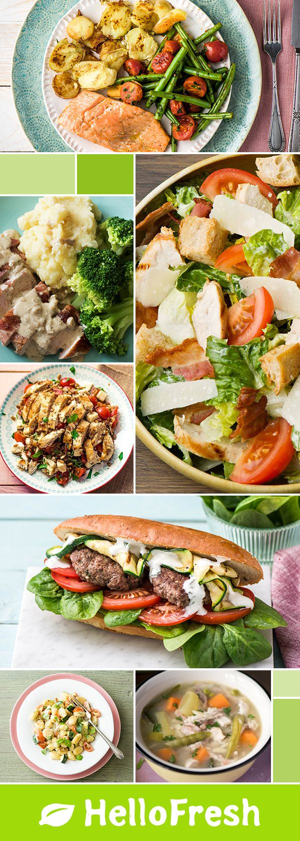 Found an exciting recipe on Google but can't be bothered to look for the ingredients? HelloFresh has got the planning and shopping covered, so you just have fun in the kitchen :) ➜ Use code HELLOPI25 at checkout to save £25 on your 1st box. End date 30/8