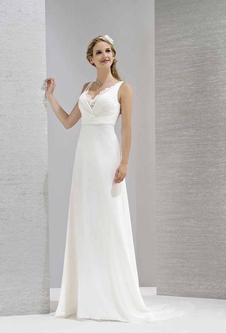 Création de la robe de mariée parfaite